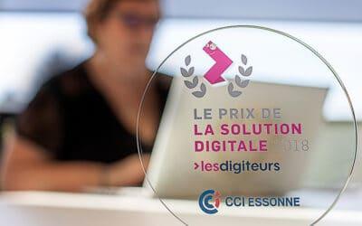 Retour sur le Prix de la solution digitale 2018