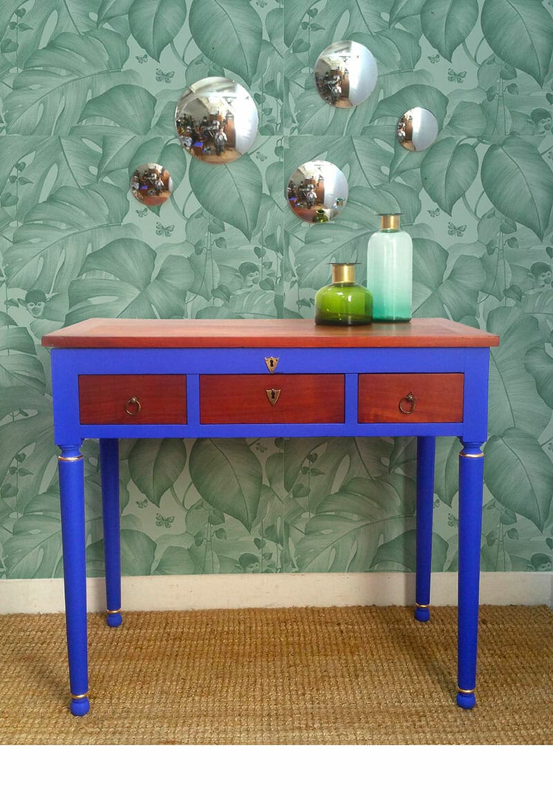 Mlle Fraise - Styliste Mobilier - Coiffeuse Frida