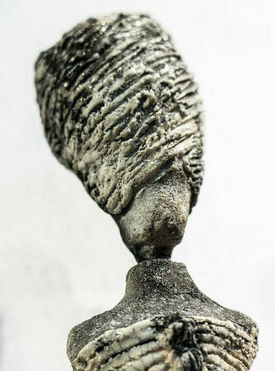 Marie-Juge Sculptrice sur le Salon Maison&Objet 2020