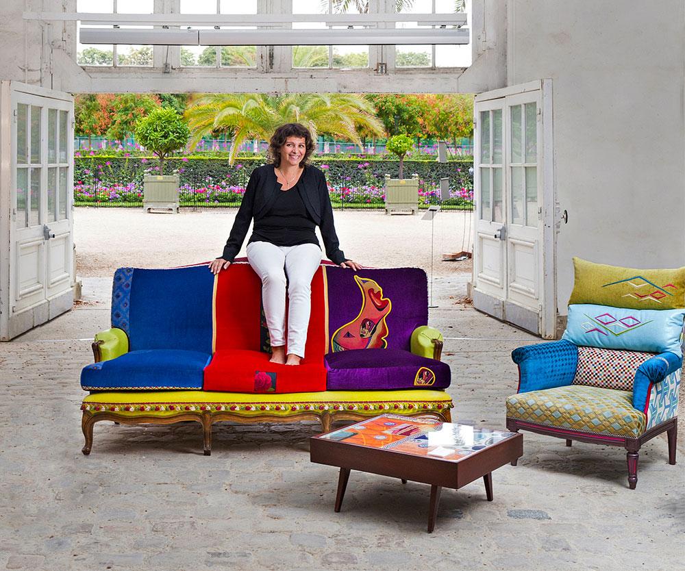 Jeanne Julien - Styliste mobilier & Sièges