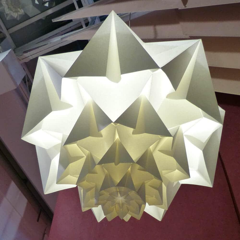 Lampe Kapigami XL de Catherine Capitaine