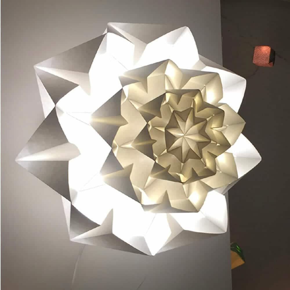 Lampe Kapigami Small de Catherine Capitaine