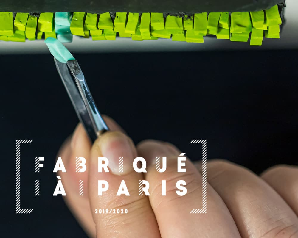 "4 Talents de Corner Art obtiennent le label ""Fabriqué a Paris"""