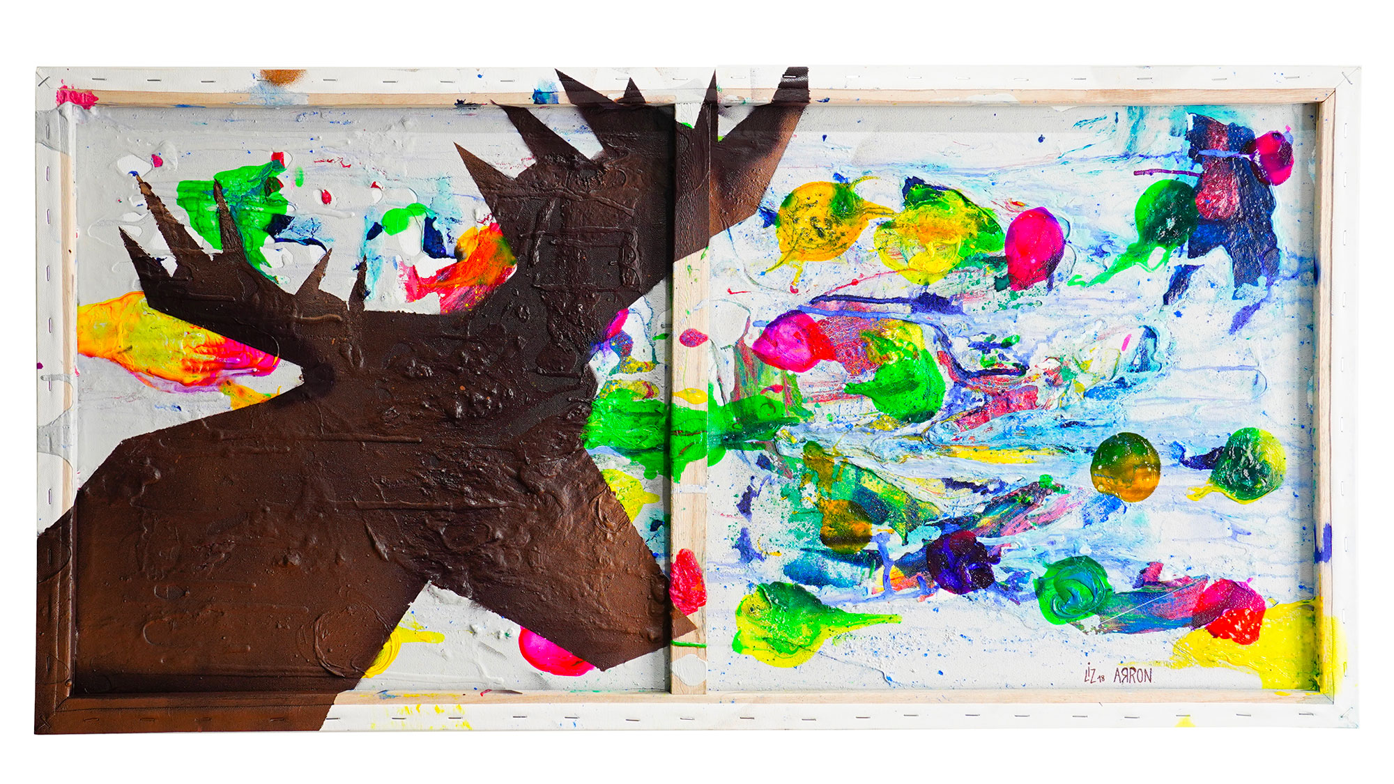 ARRON&LIZ : Artistes pictural et oratoire