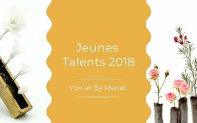 Jeunes Talents 2018 | 2 créatrices d'avenir et engagées