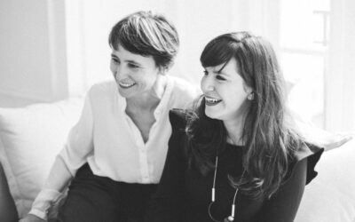 Collaboration Olivia Pellerin & Julia Gruber