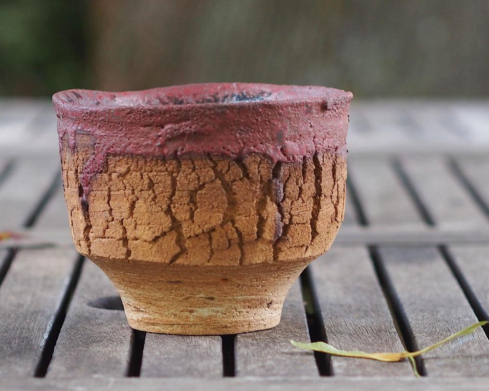 """Pot """"Chawan Garancière"""" de l'Atelier du Curieux"""