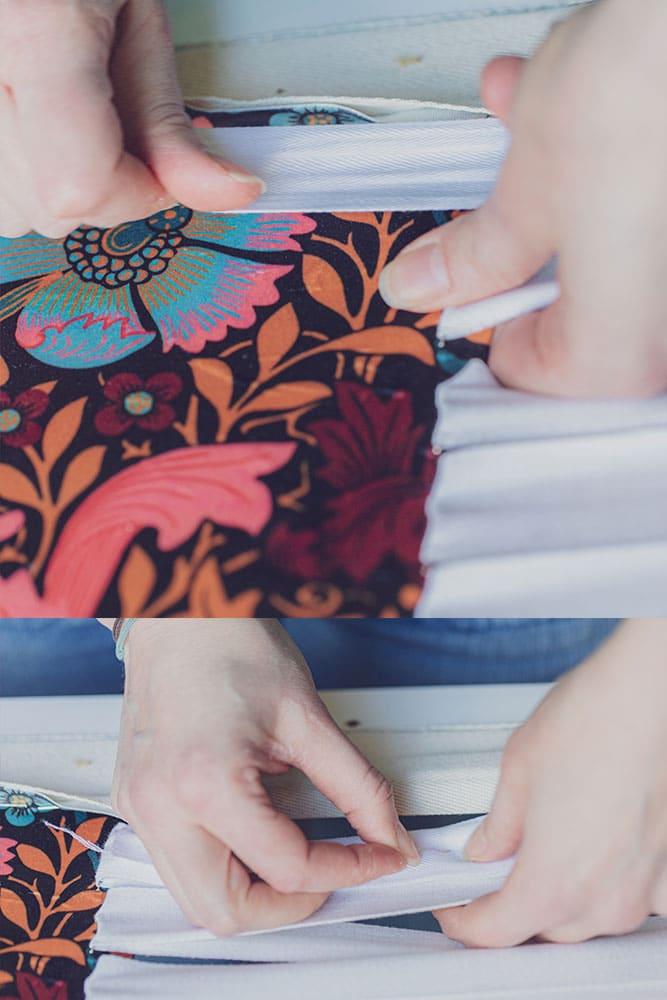 Gestes d'Anne-Laure Rouquet | Atelier Margueritte, brodeuse d'art et Abajouriste