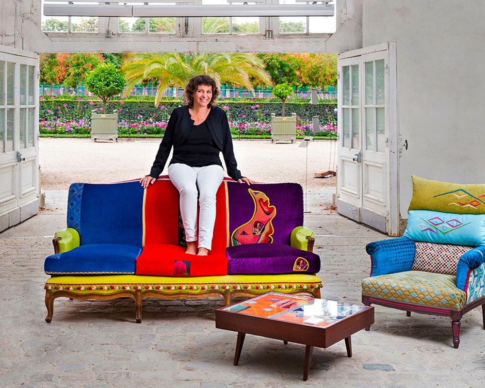Jeanne Julien - Créateur Styliste Sièges