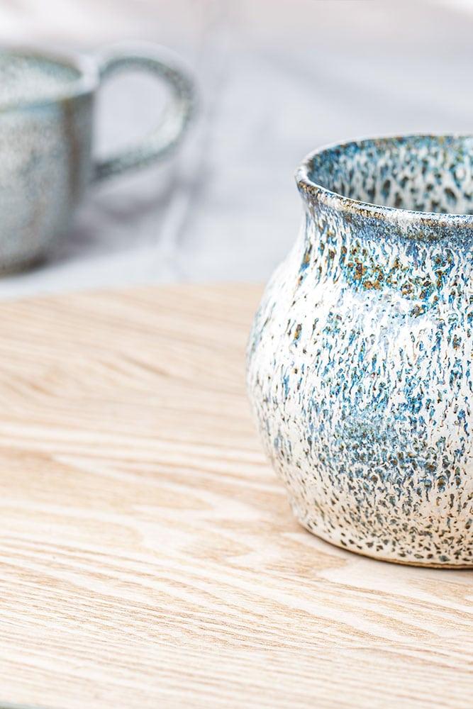 Céramique de Laurence Litaize - Le Pot d'Hermine