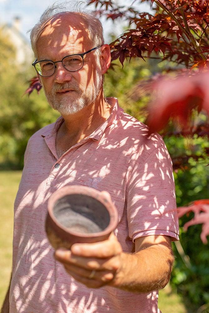 Olivier Fisbach - Céramiste à Garancières (78)