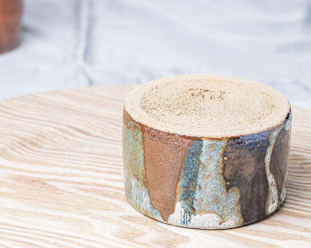 Pierre Agate - Pot pour cactus en grès du Pot d'Hermine