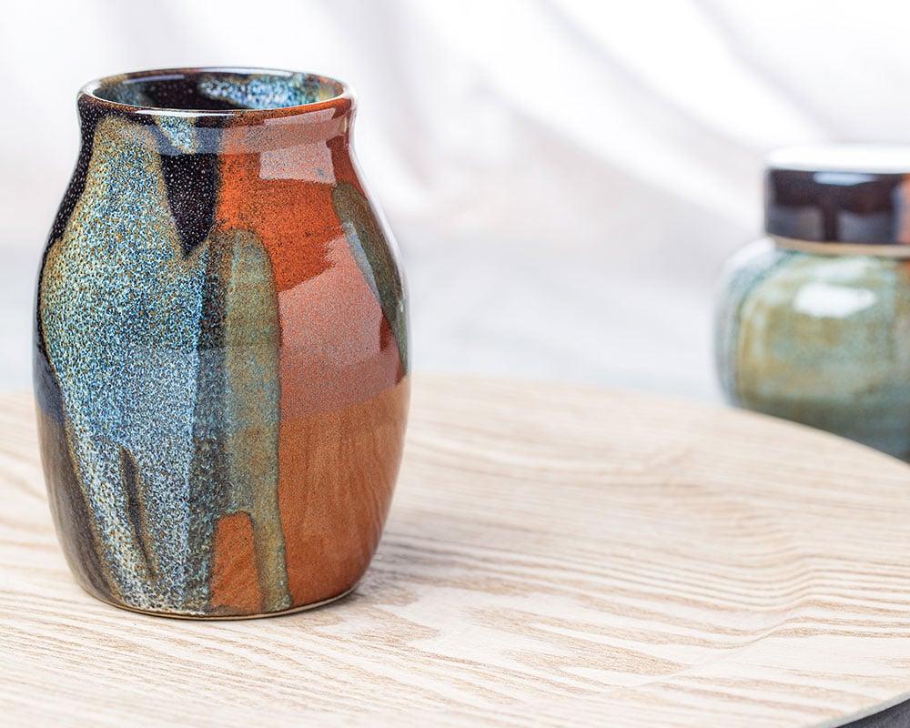 Sensation - Vase en grès du Pot d'Hermine