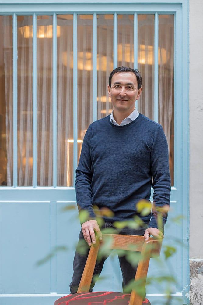 Christophe Dabi - Designer Ébéniste de luminaire