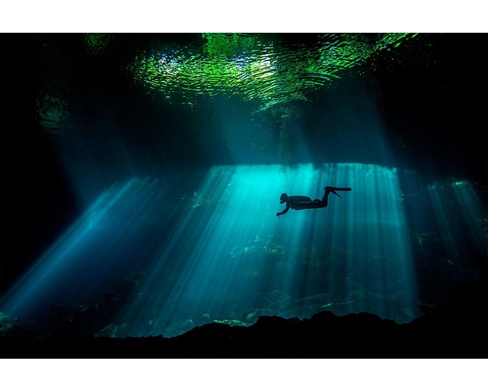 EL EDEN - Photographie sous-marine de Fabrice Guérin