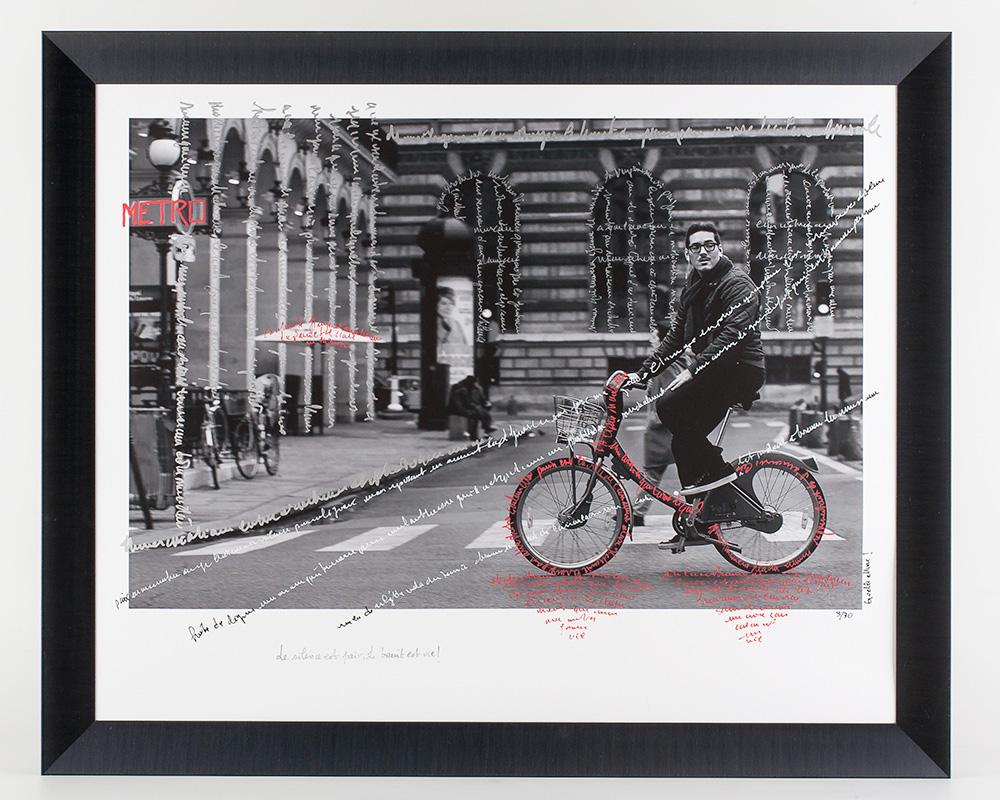 Photographie Écrite en Noir&Blanc - Quelle Allure - n°3/30 de la photographe Sylbohec