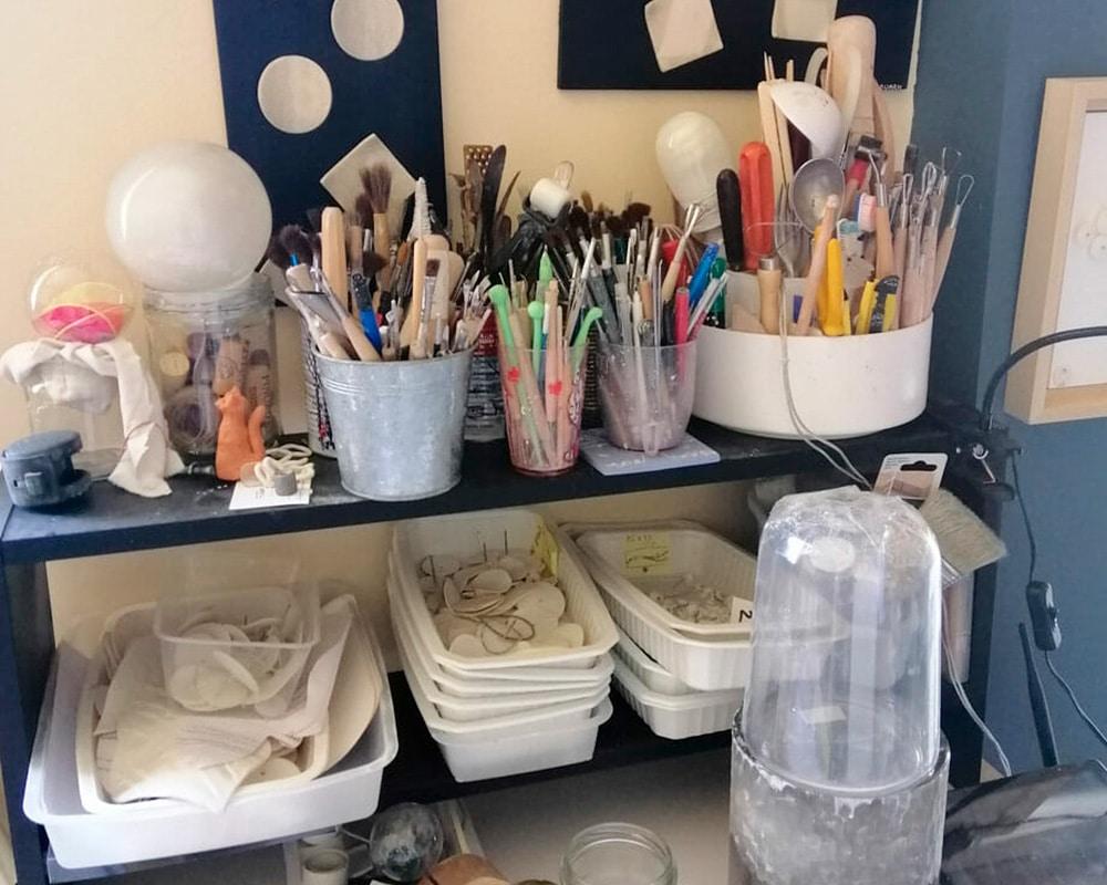 L'Atelier Douarn - Sandrine Ramona-Nerrou Céramiste