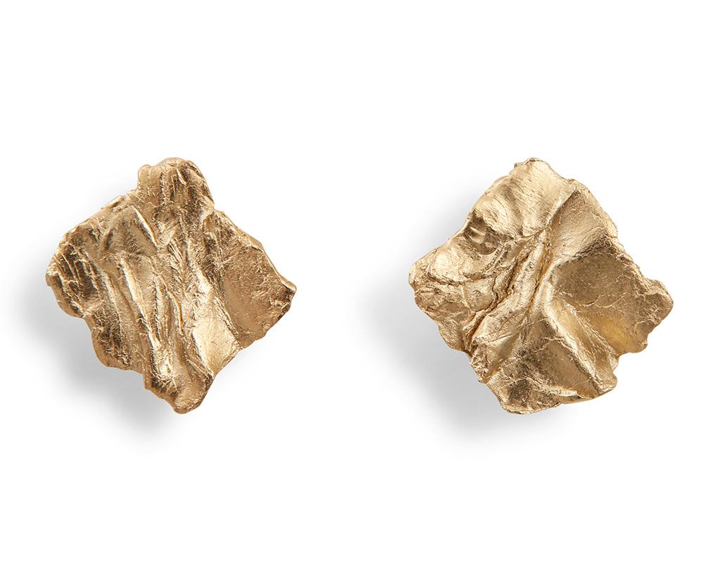 Boucles d'oreilles Fragment n°6 - Marion Fillancq Artisan Joailliere
