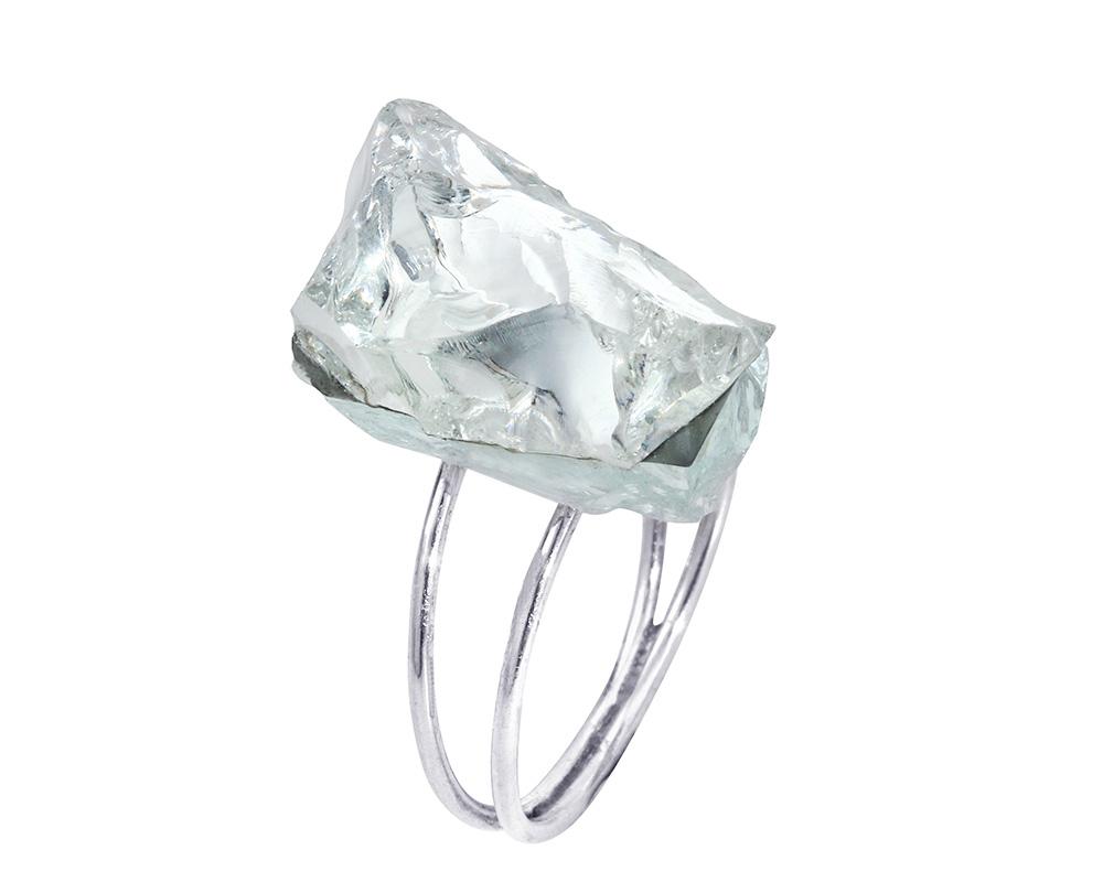 Bague Diamant brut ? n°2 - Marion Fillancq Artisan Joailliere