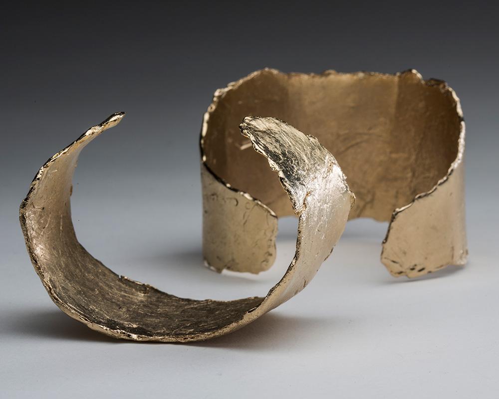 Bracelet Fragment n°2 - Pièce unique - Marion Fillancq Artisan Joailliere