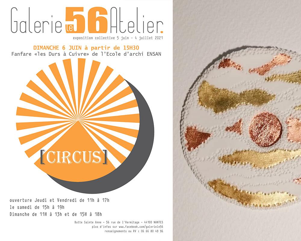 Venez découvrir cette exposition qui réunira 15 artistes aux univers et réponses différentes sur le thème [Circus]