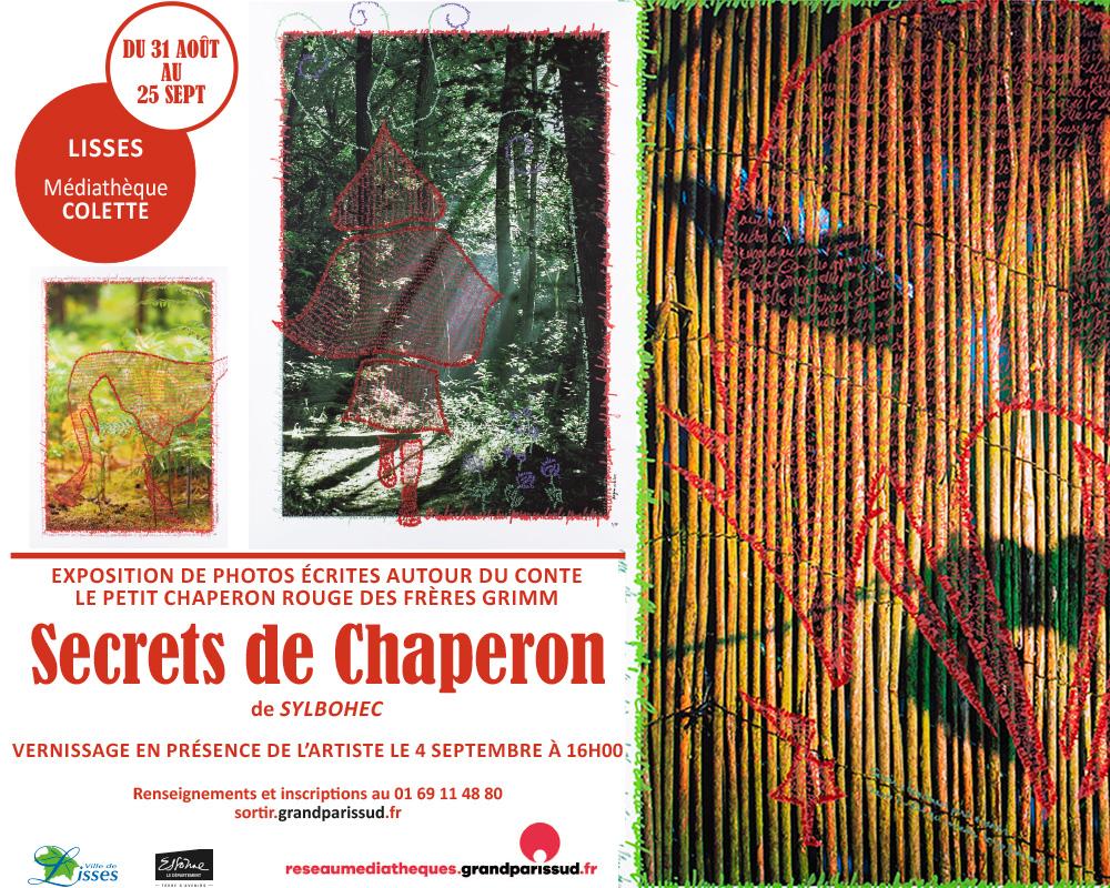 """""""SECRETS DE CHAPERON"""" - Exposition de Sylbohec - 31/08 au 25/09/21"""